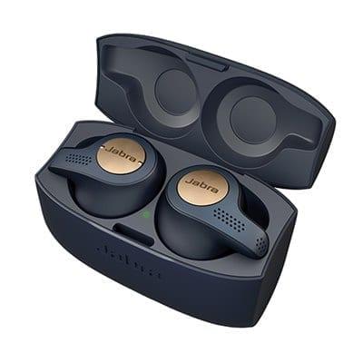 אוזניות אלחוטיות לספורט - True Wireless Jabra Elite Active 65t