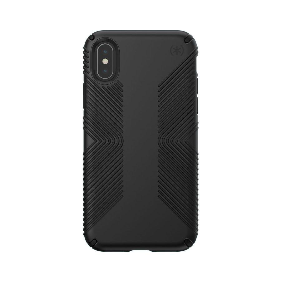 מגן לאייפון speck PRESIDIO grip XS שחור