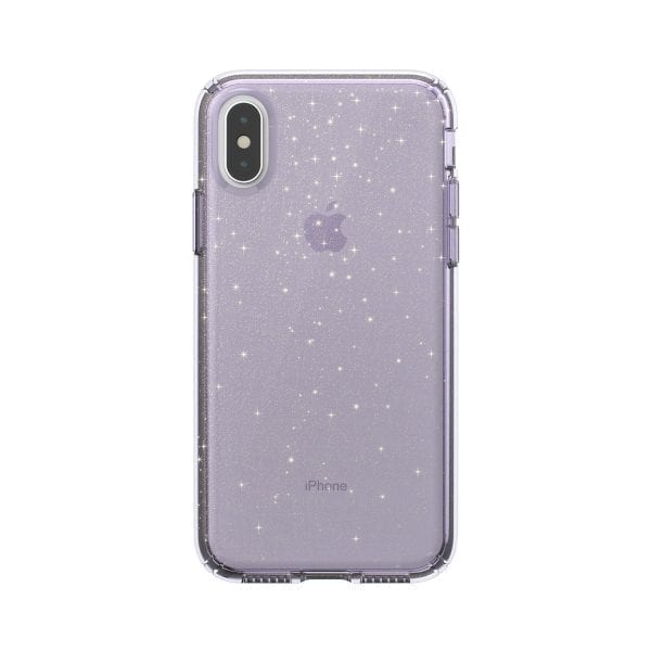 מגן לאייפון speck PRESIDIO XS שקוף נצנץ