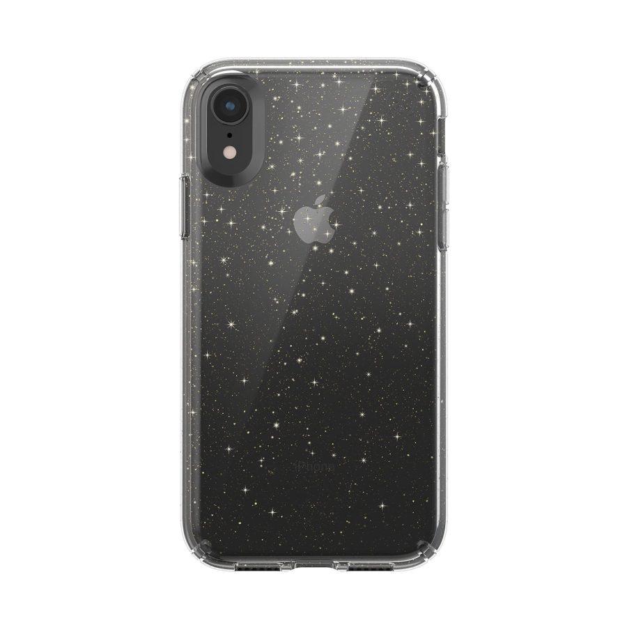 מגן לאייפון speck PRESIDIO XR שקוף נצנץ